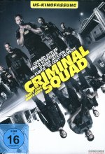 Criminal Squad DVD-Cover