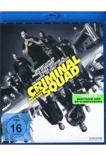 Criminal Squad Blu-ray-Cover
