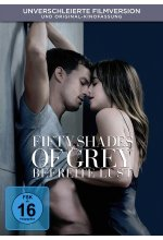 Fifty Shades of Grey - Befreite Lust DVD-Cover