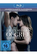 Fifty Shades of Grey - Befreite Lust Blu-ray-Cover