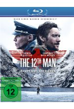 The 12th Man - Kampf ums Überleben Blu-ray-Cover