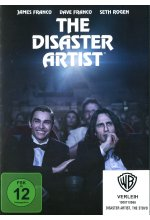 The Disaster Artist DVD-Cover