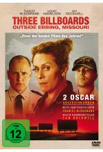 Three Billboards Outside Ebbing, Missouri DVD-Cover