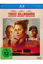 Three Billboards Outside Ebbing, Missouri Blu-ray-Cover