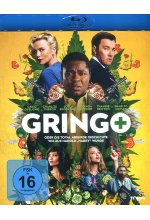 Gringo Blu-ray-Cover