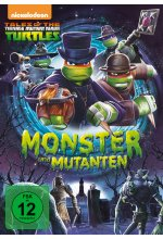 Tales of the Teenage Mutant Ninja Turtles: Monster und Mutanten DVD-Cover