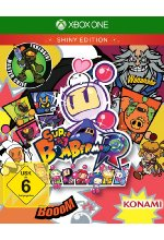 Super Bomberman R - Shiny Edition Cover