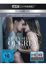 Fifty Shades of Grey - Befreite Lust  (4K Ultra HD) Cover