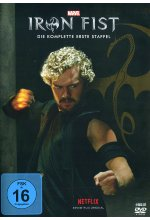 Marvel's Iron Fist - Staffel 1  [4 DVDs] DVD-Cover