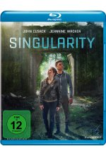 Singularity Blu-ray-Cover