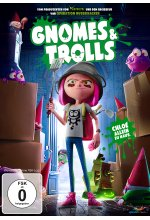 Gnomes & Trolls DVD-Cover