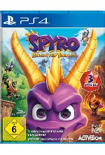 Spyro - Reignited Trilogy Cover