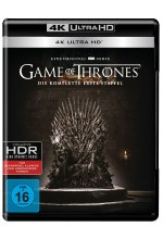 Game of Thrones - Staffel 1  (4 Blu-rays 4K Ultra HD) Cover