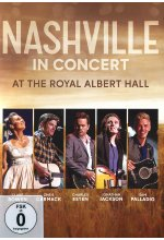 Nashville in Concert - At the Royal Albert Hall DVD-Cover