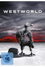 Westworld - Staffel 2  [3 DVDs] DVD-Cover