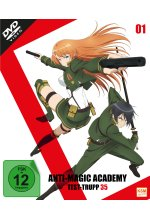 Anti Magic Academy - Test Trupp 35 Vol.1: Episode 01-4 DVD-Cover