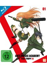 Anti Magic Academy - Test Trupp 35 Vol.1: Episode 01-4 Blu-ray-Cover