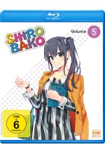 Shirobako - Volume 5/Episoden 17-20 Blu-ray-Cover