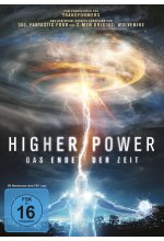 Higher Power - Das Ende der Zeit DVD-Cover