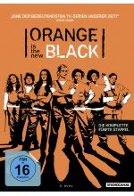 Orange is the New Black - 5. Staffel  [5 DVDs] DVD-Cover