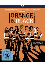 Orange is the New Black - 5. Staffel  [4 BRs] Blu-ray-Cover