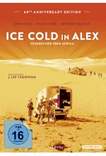 Ice Cold in Alex - Feuersturm über Afrika - Digital Remastered  [2 DVDs] DVD-Cover
