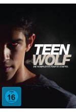 Teen Wolf - Staffel 5  [7 DVDs] DVD-Cover