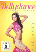 Bellydance for Beginners DVD-Cover