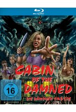 Cabin of the Damned - Die Dämonen sind los Blu-ray-Cover