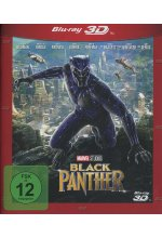 Black Panther Blu-ray 3D-Cover