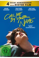 Call me by your Name DVD-Cover