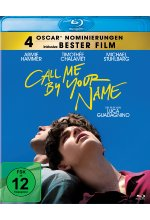 Call me by your Name Blu-ray-Cover