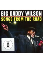 Big Daddy Wilson - Songs Fom The Road  (+ CD) DVD-Cover