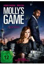 Molly's Game DVD-Cover