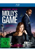 Molly's Game Blu-ray-Cover