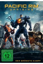 Pacific Rim - Uprising DVD-Cover