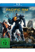 Pacific Rim - Uprising Blu-ray-Cover