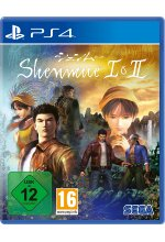 Shenmue I & II Cover