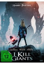 I Kill Giants DVD-Cover