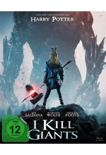 I Kill Giants Blu-ray-Cover