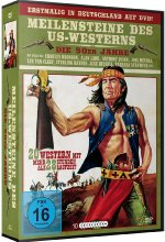 Meilensteine des US-Westerns - Deluxe Box  [10 DVDs] DVD-Cover