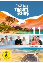 Das Traumschiff 11  [3 DVDs] DVD-Cover