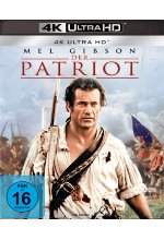 Der Patriot - Mel Gibson  (4K Ultra HD) Cover
