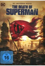 The Death of Superman DVD-Cover