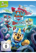 Paw Patrol - Sea Patrol DVD-Cover