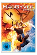 Mac Gyver Season 1  [5 DVDs] DVD-Cover