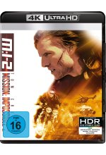M:I-2 - Mission: Impossible 2  (4K Ultra HD) Cover