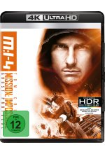 Mission: Impossible 4 - Phantom Protokoll  (4K Ultra HD) Cover