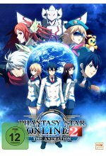 Phantasy Star Online 2 - Volume 1: Episode 01-04 im Sammelschuber DVD-Cover