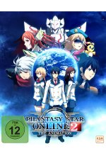 Phantasy Star Online 2 - Volume 1: Episode 01-04 im Sammelschuber Blu-ray-Cover